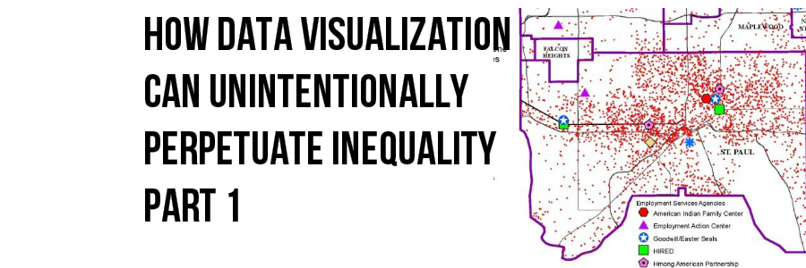 How Dataviz Can Unintentionally Perpetuate Inequality: The Bleeding Infestation Example