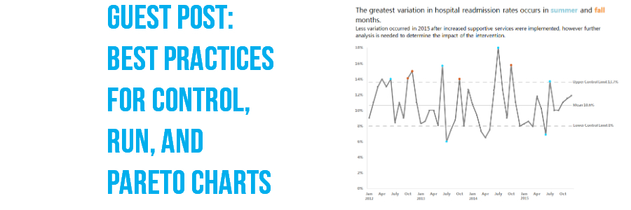 Guest Post: Best Practices for Control, Run, and Pareto Charts