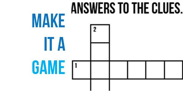 Make It A Game